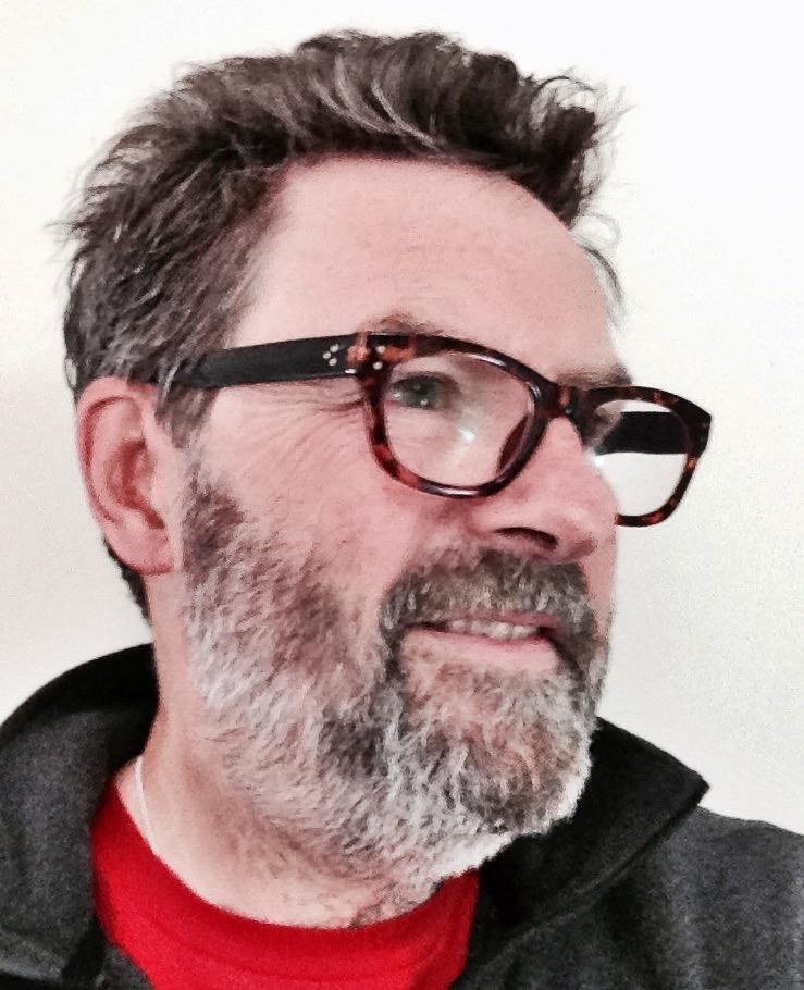 Graham Marks